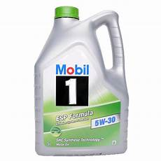 mobil 1 esp formula 5w 30 fully synthetic engine 5l