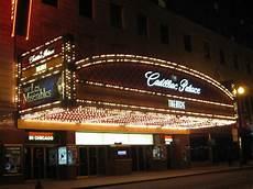 cinema cadillac cadillac palace theatre in chicago il cinema treasures