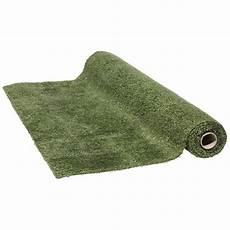 Gazon Artificiel Vert Rouleau 100x400 Cm Dalle De Jardin