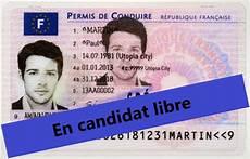 Passer Permis En Candidat Libre 224 Chamb 233 Ry Drive Innov