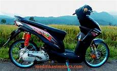 Modifikasi Beat Cbs 2018 by Modifikasi Motor Beat 2018 Warna Putih Thailook