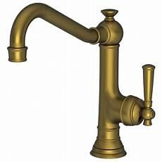 newport brass kitchen faucet newport brass 2470 5303 kitchen faucet build