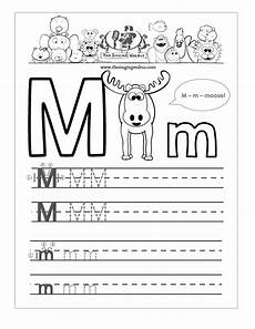 worksheets about letter m 24286 free handwriting worksheets for the alphabet