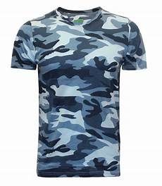 mens green sand blue army tshirt camo t