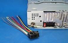 pioneer radio plug stereo wire harness deh 14ub 2400ub