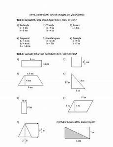 geometry triangle worksheets pdf 912 geometry worksheet area of triangles and quadrilaterals differentiated tiered