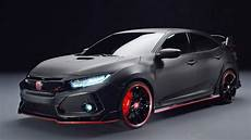 2018 Honda Civic Type R Prototype Official Trailer