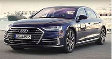 2018 Audi A8 Reviews It S A Techfest Autoevolution