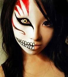 maquillage facile qui fait peur 15 exemples de maquillages pour se faire ou