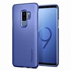 spigen 174 thin fit 593cs22909 samsung galaxy s9 plus case coral blue spaceboy