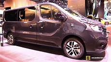 Renault Trafic Automatik - 2018 renault trafic passenger exterior and interior