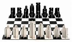 Minimalist Board Cardboard Chess