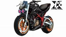 Modifikasi All New Cb150r by Modifikasi All New Cb150r Ala Buell Cxrider