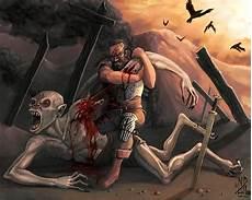 the adventures of beowulf beowulf vs grendel episode 3 4