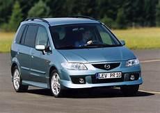 Mazda Premacy Estate Review 1999 2004 Parkers