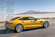 mercedes amg gt 4 door coup 233 2018 2025 auto titre