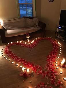 romantisches date zu hause roses home ideas decoraciones de