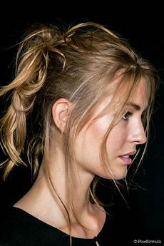 15 easy messy hairstyles for the weekend