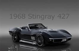 3D 1968 Corvette Stingray 427  Lamborghini Cars