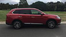 Mitsubishi Outlander Exceed Diesel 2017 Review Carsguide