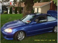 2000 Honda DOHC VTEC [Civic] SI For Sale   Harrisburg