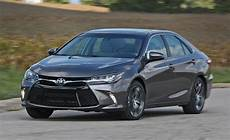 2017 Toyota Camry Xse V 6 Test Review Car And Driver