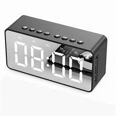 Bakeey Electronic Clock Display Dual Output by Bakeey Bt506 Wireless Bluetooth 5 0 Speaker Led Display