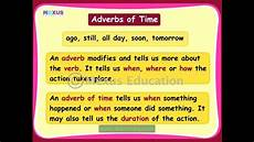 time adverbs worksheets 2909 adverbs of time