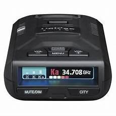Uniden R1 Range Radar Laser Detector 360