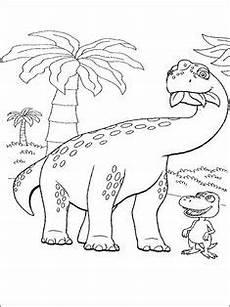 Malvorlage Dino Zug Dinosaurier Zug Ausmalbilder Zum Ausdrucken