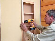 How To Install Bathroom Mirror Cabinet