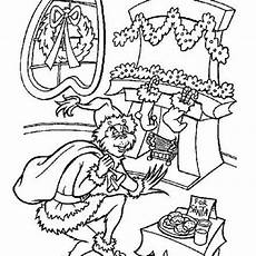 Grinch Malvorlagen Pdf The Grinch Coloring Pages At Getdrawings Free