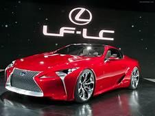Lexus LF LC Sports Coupe Concept 2012 Exotic Car Wallpaper