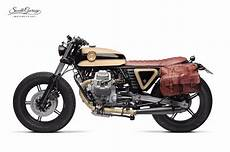 ϟ Hell Kustom ϟ Moto Guzzi V65 By South Garage Motorcycles