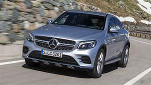 First Drive Review 2017 Mercedes Benz GLC300 4Matic Coupe