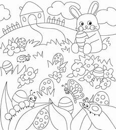 Malvorlagen Kostenlos Ostern Free Easter Colouring Pages The Organised