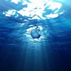 underwater black and white iphone wallpaper computers apple symbol in underwater world iphone