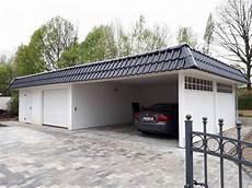 Carport Garage Kombination Holz - carport garage die perfekte kombination