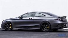 Renntech Mercedes S63 Amg Coupe 700hp Hsm Cf Wing