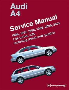 car repair manuals online free 2008 audi a4 electronic throttle control front cover audi audi repair manual a4 1996 2001 bentley publishers repair manuals and