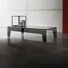Table Basse Design Rectangulaire En Verre Frog Sovet