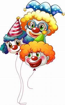 Lustige Ausmalbilder Fasching Clown Balloons Clipart Mit Bildern Karneval
