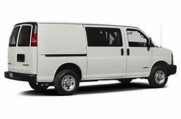 2014 Chevrolet Express 3500  Price Photos Reviews
