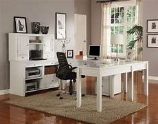 home office furniture white boca transitional white modular u shaped office furniture