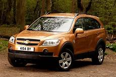 chevrolet captiva estate from 2007 used prices parkers