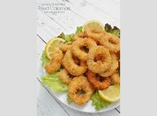 crispy squid with capers_image