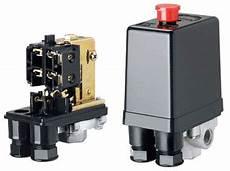 wiring a compressor pressure switch