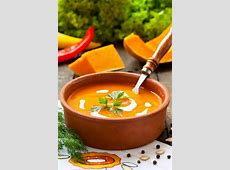 cream of pumpkin soup  krbiscremesuppe_image