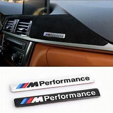 autocollant bmw m performance m performance motorsport logo en m 233 tal autocollant de
