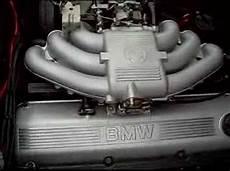 e30 320i motor running